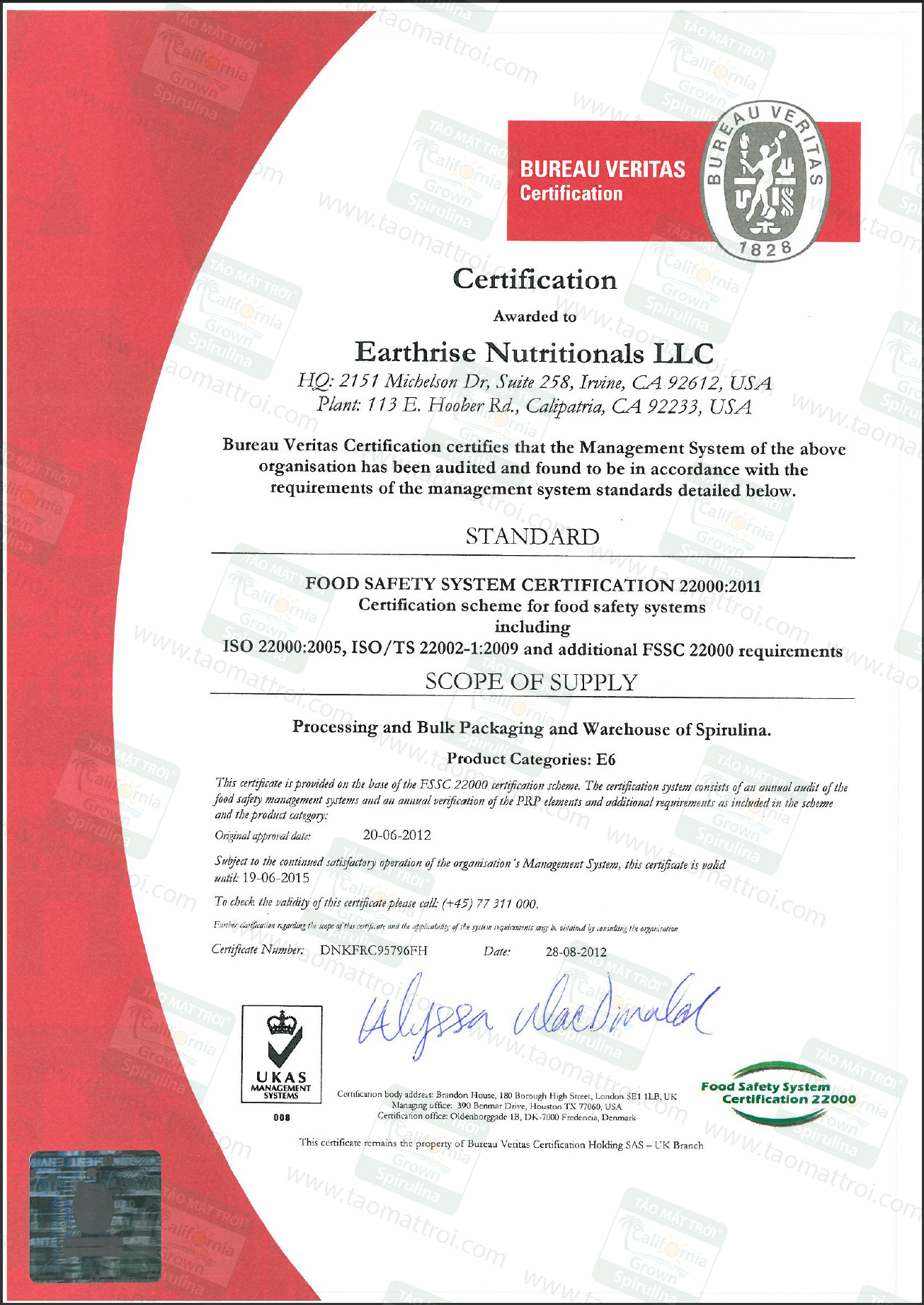 ISO 9001 -2008